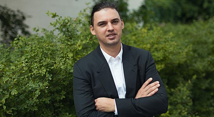 Валентин Гроголь – руководитель международного агентства English Nanny.
