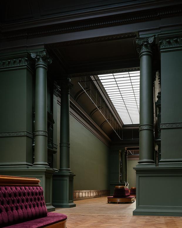 Фото №3 - Реновация Королевского музея изящных искусств в Антверпене