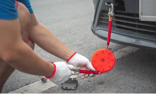 Мегалайфхак: как сделать автомобильный трос из скотча! ВИДЕОинструкция