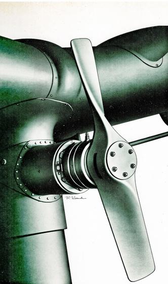 Фото №4 - Почему немецкие бомбардировщики издавали такой страшный звук