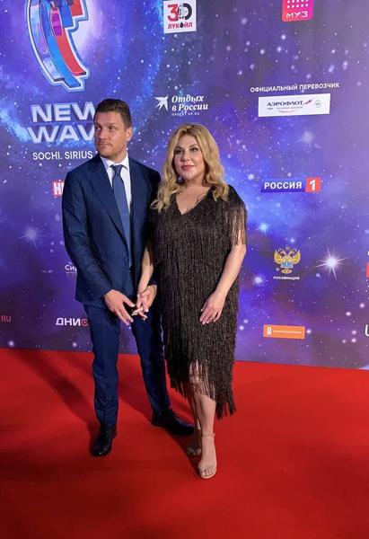 Стефано Маджи и Марина Федункив