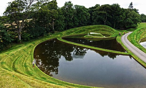 Красивый сад идеи фото