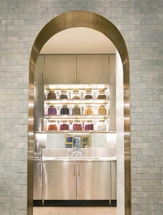 Фото №7 - Шоколадная фабрика: кондитерская Compartes по дизайну Келли Уэстлер