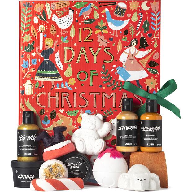 Фото №8 - За Х дней до Рождества: 9 адвент-календарей с косметикой