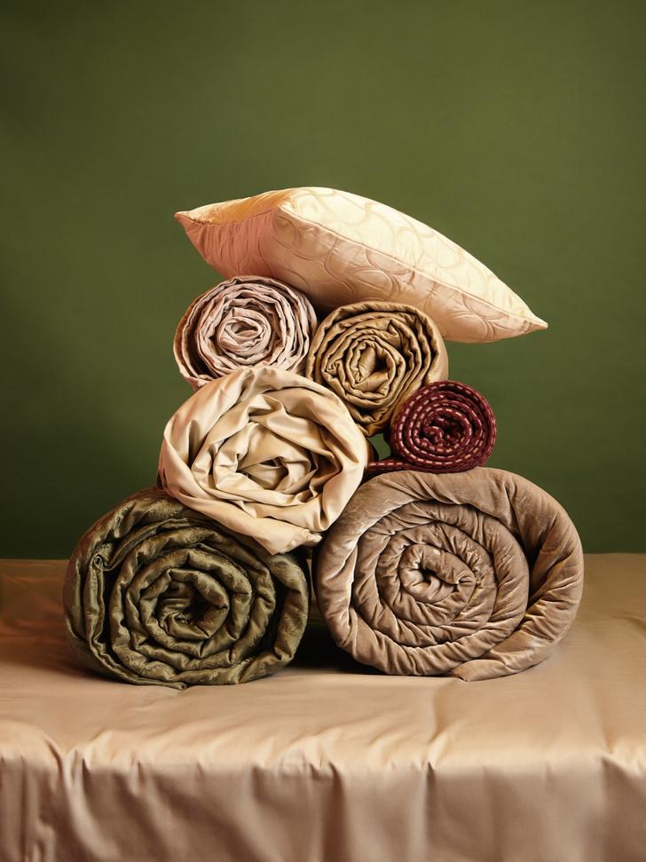 Фото №2 - Утро красит: лучшее постельное белье и текстиль для весны