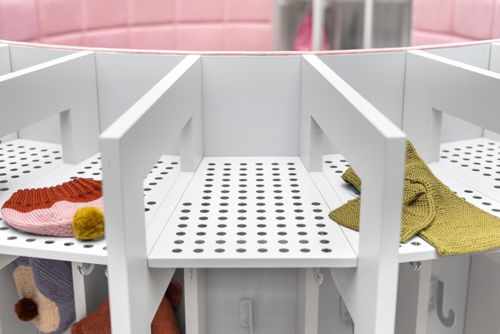 Фото №6 - Новый гардероб: проект студии Archipélago для «Хорошколы»
