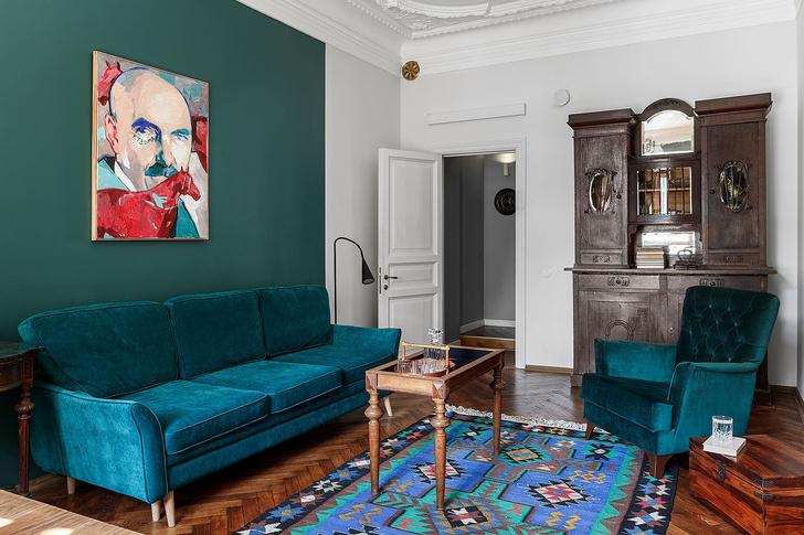 Фото №6 - Гостевые апартаменты в Санкт-Петербурге