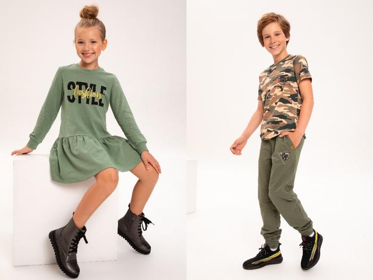 Фото №5 - Хочу, как мама! 7 взрослых трендов в детской моде