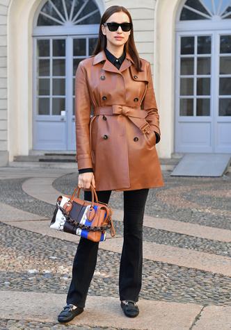 Фото №7 - Как одевается самая модная российская топ-модель: 6 правил стиля Ирины Шейк