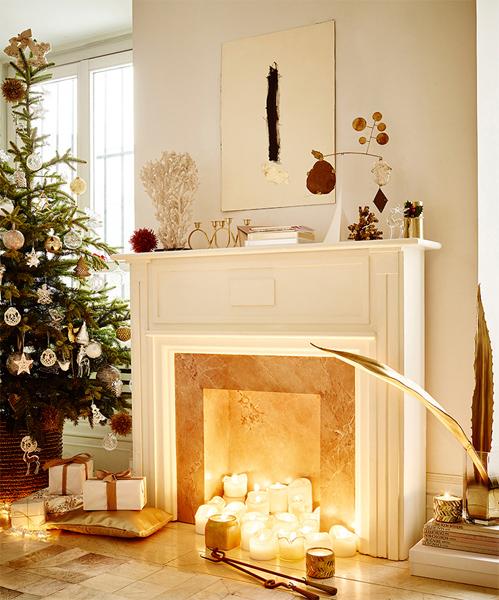 Фото №23 - Праздник к нам приходит: 6 рождественских коллекций декора