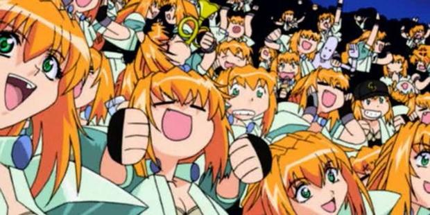 Фото №4 - Топ-10 самых смешных аниме 😂