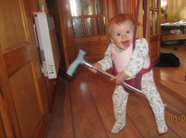 Фото №8 - Мой крошка-озорник: голосуем за самое милое детское фото!
