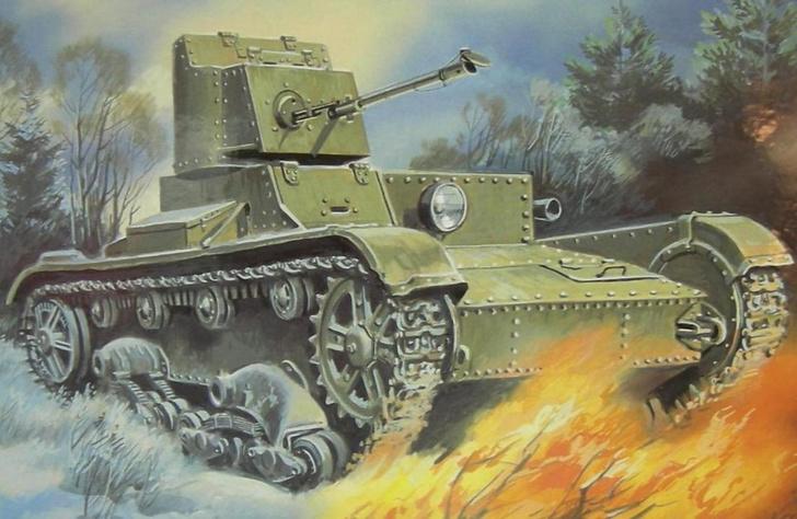 Фото №4 - «Степень поджарки— well done»: сложная судьба огнеметного танка
