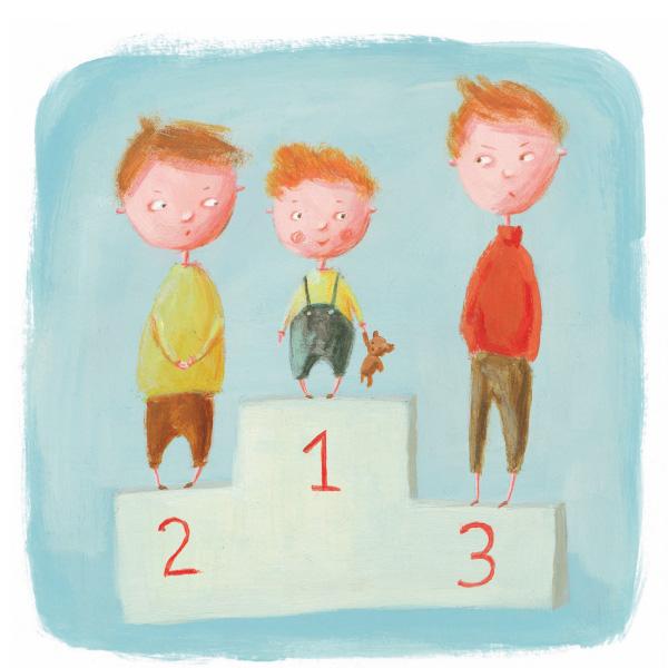 Фото №1 - Первый, второй, третий...