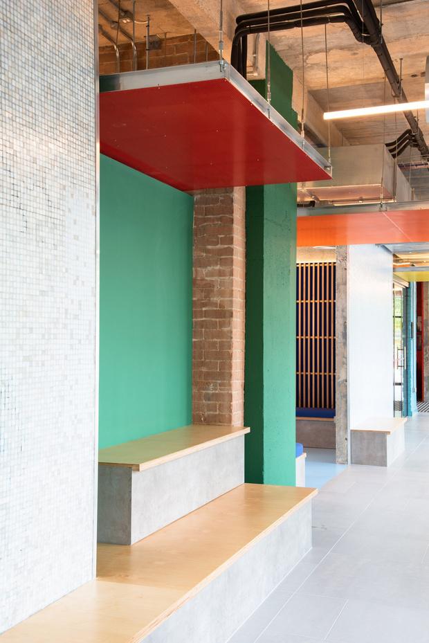 Фото №6 - Студенческое общежитие в духе Ле Корбюзье в Шеффилде