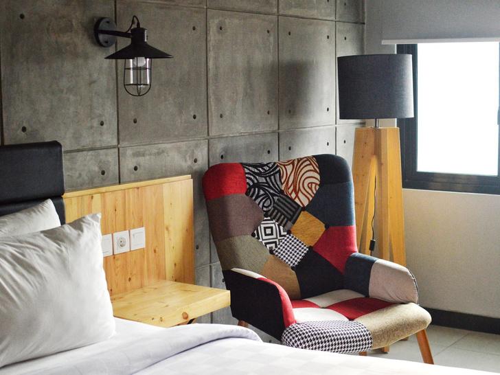 Фото №4 - Не только для дачи: как использовать стиль пэчворк в интерьере квартиры