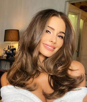 тренды в окрашивании волос 2021 2020 год модное окрашивание волос на длинные волосы для брюнеток