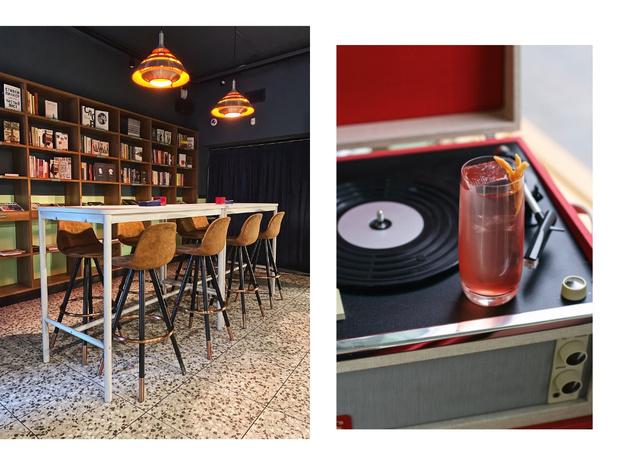 Фото №4 - Каким должен быть хороший бар? Отвечают создатели Shortlist. Books & Spirits
