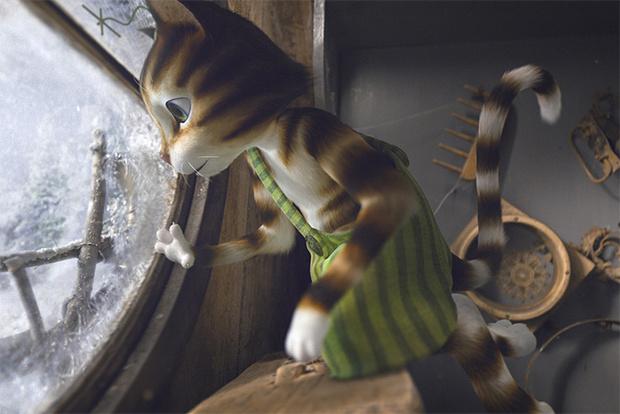 Фото №1 - 10-й юбилейный большой фестиваль мультфильмов