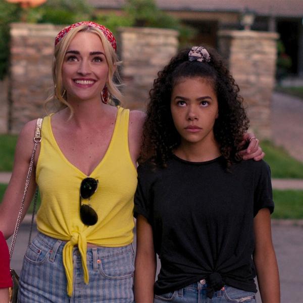 Фото №2 - Самые дурацкие поступки Джинни из сериала Netflix «Джинни и Джорджия»