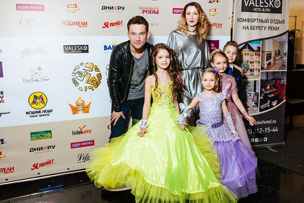Фото №5 - В Москве выбрали «Мини Мисс и Мини Мистера России 2017»  и «Гордость Нации 2017»