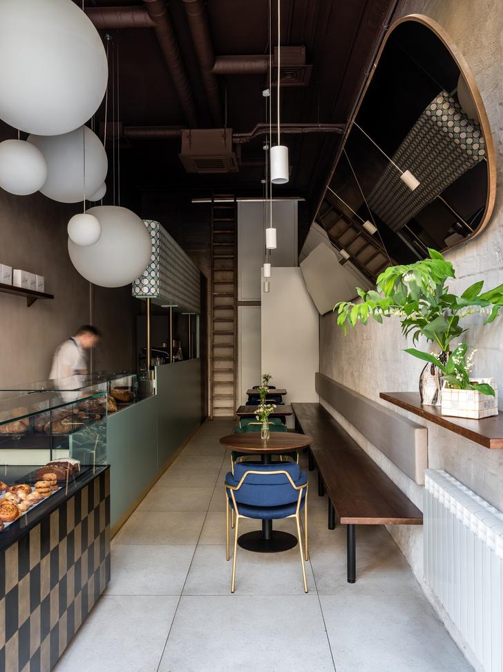 Фото №5 - Кафе-пекарня La Poste в Москве