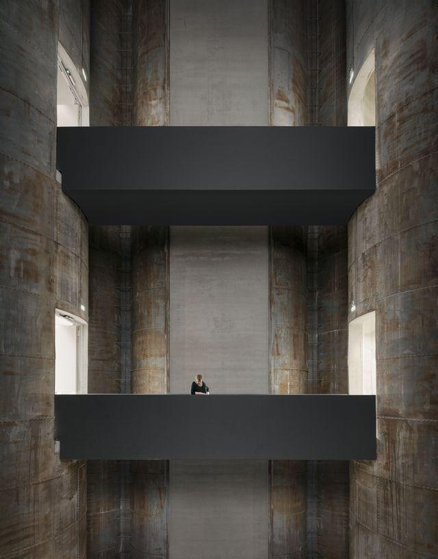 Фото №3 - Музей Кюпперсмюле в Дуйсбурге по проекту Herzog & de Meuron
