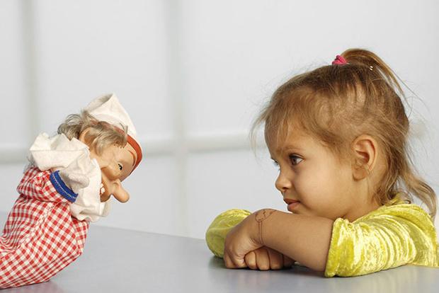 Фото №1 - Как оживить сказку: кукольный театр на столе