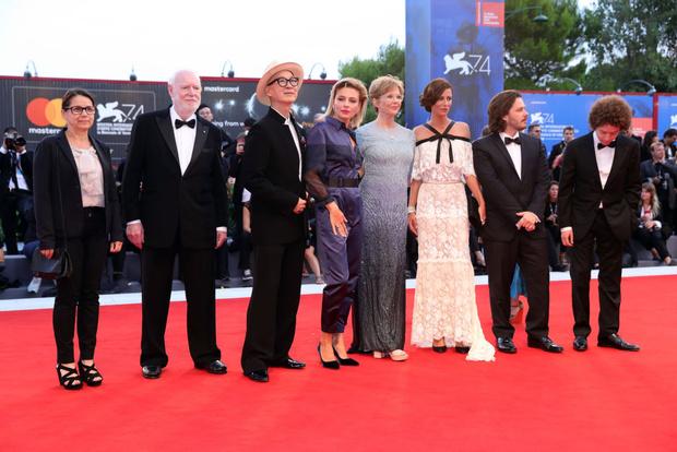 Фото №1 - Закрытие Венецианского кинофестиваля: звезды и победители
