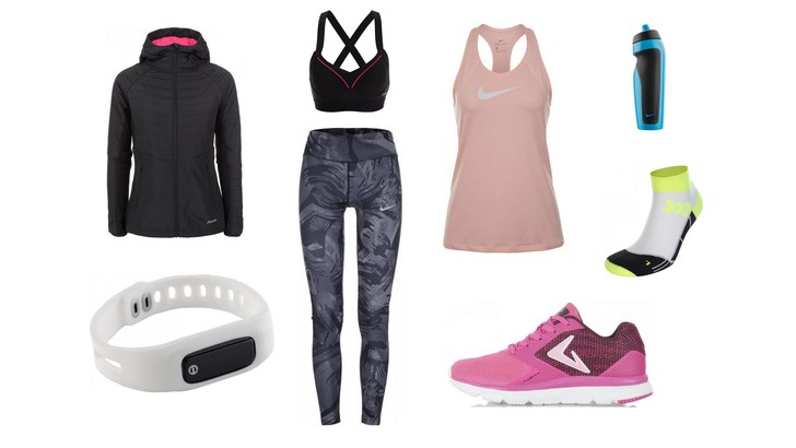 Форма для бега, йоги, плаванья и фитнеса - купить недорого