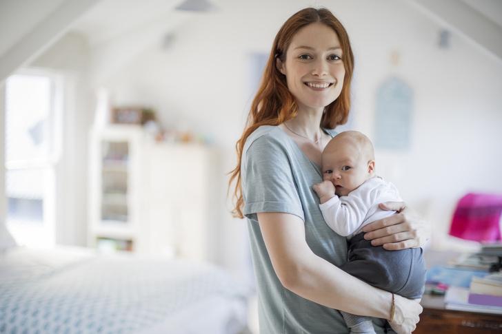 Фото №1 - 5 вещей, которые помогут похудеть после родов без вреда для здоровья