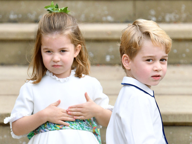 Фото №2 - Чем жизнь ребенка принцессы Евгении будет отличаться от жизни детей Кембриджских