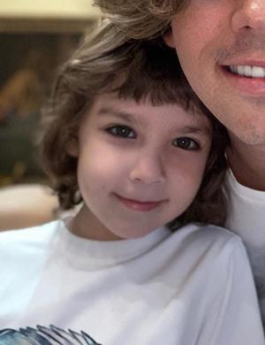 Фото №6 - Галкин показал себя в детстве— и он копия Гарри