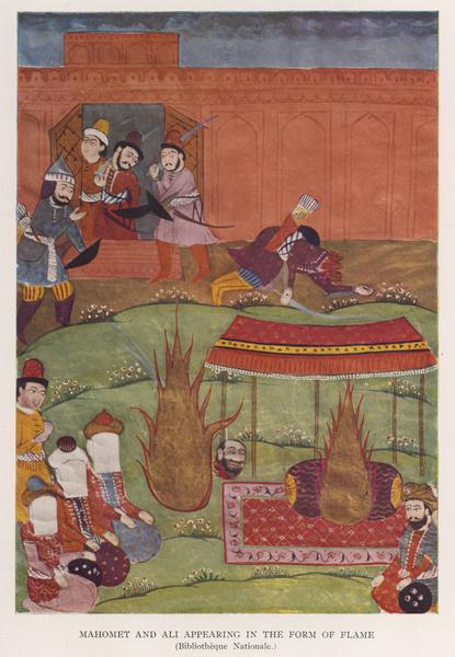ислам пророк мухаммад биография