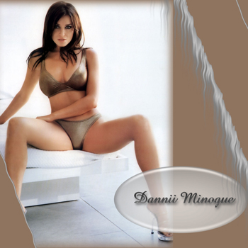 Фото №1 - Данни Миноуг – новое лицо M&S