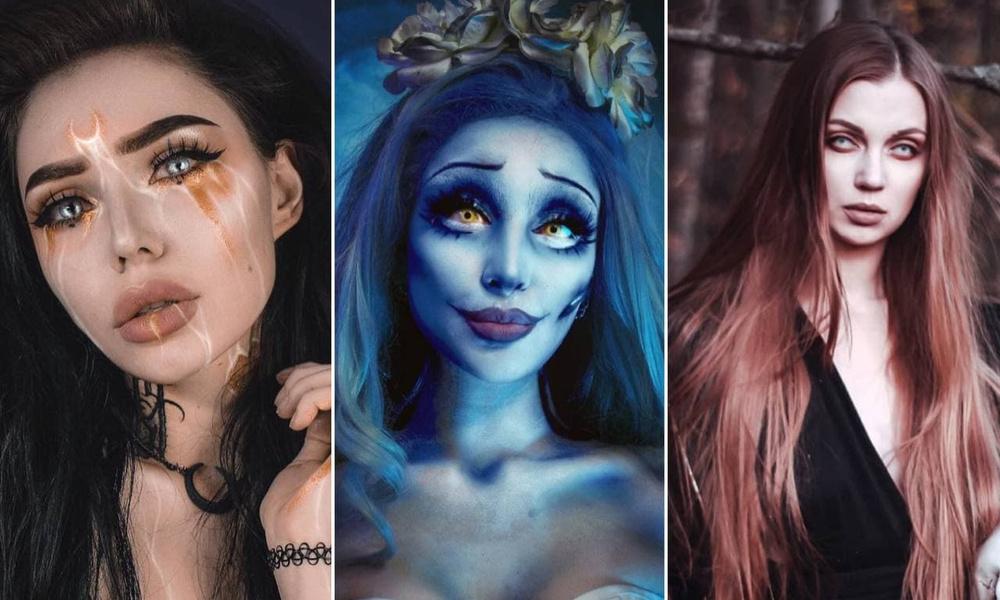 Инстаграмный Хэллоуин: делаем фото, которые «залетят» в рекомендации
