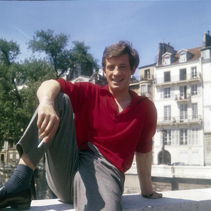 Фото №1 - Самые интересные моменты из жизни Жан-Поля Бельмондо в фотографиях