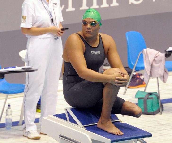 Фото №9 - За гранью возможного: спортсмены-инвалиды, которые покорили мир