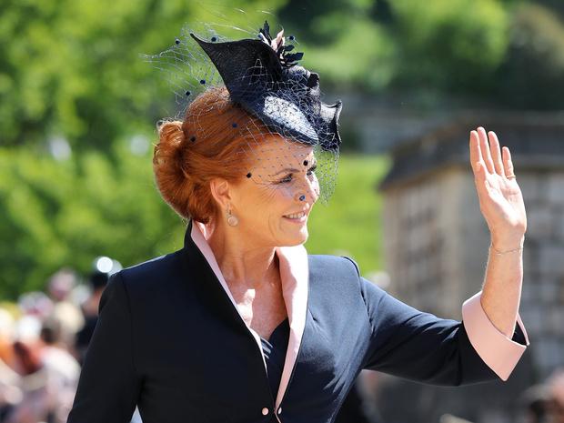 Фото №3 - Бремя развода: почему Саре Фергюсон было запрещено посещать королевские свадьбы