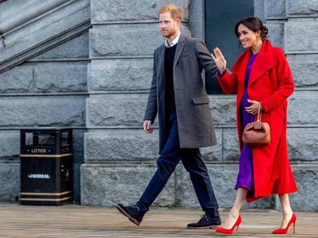 Фото №4 - Совсем не новость: принц Гарри намекнул на имя для дочери задолго до ее рождения