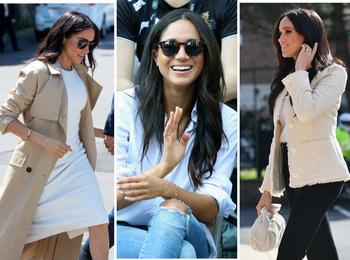 Дипломатия стиля: 8 случаев, когда Меган делала заявления при помощи моды