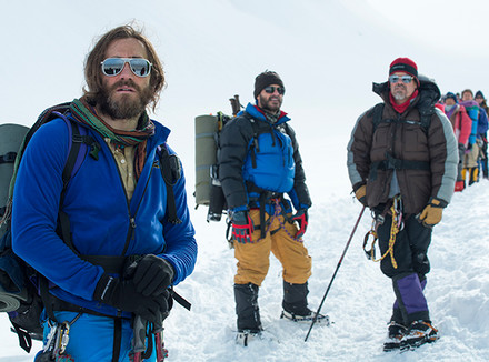 «Эверест» Бальтазара Кормакура