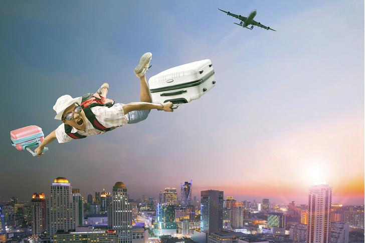 Фото №1 - 5 расхожих мифов о путешествиях по воздуху и по земле
