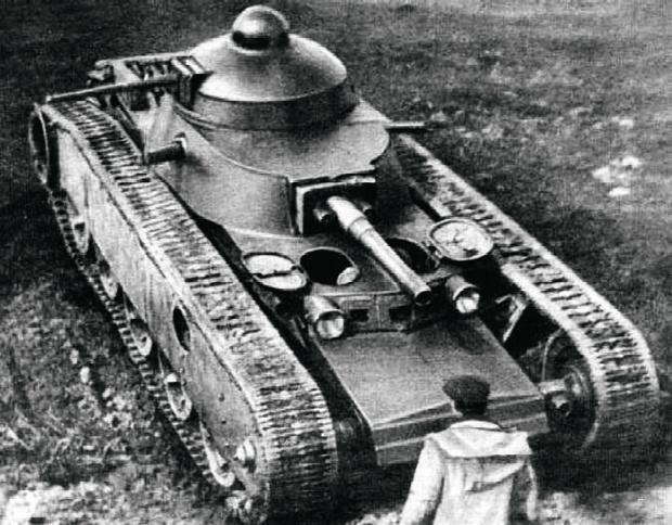 Фото №4 - Самые уродливые танки, созданные за всю историю вооружений. Часть II