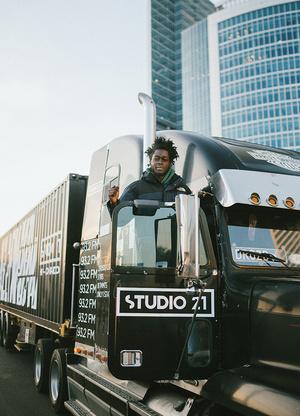 Фото №2 - Фура хип-хопа и волна уличной культуры: STUDIO 21 три года в эфире