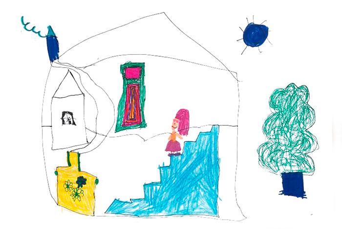 Фото №1 - Почему ребенок рисует грустную принцессу: мнение психолога