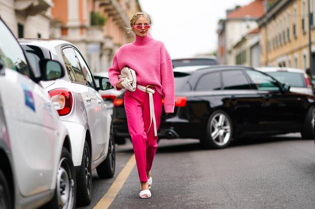 Фото №6 - Модная шпаргалка: учимся сочетать вещи разной фактуры в одном образе