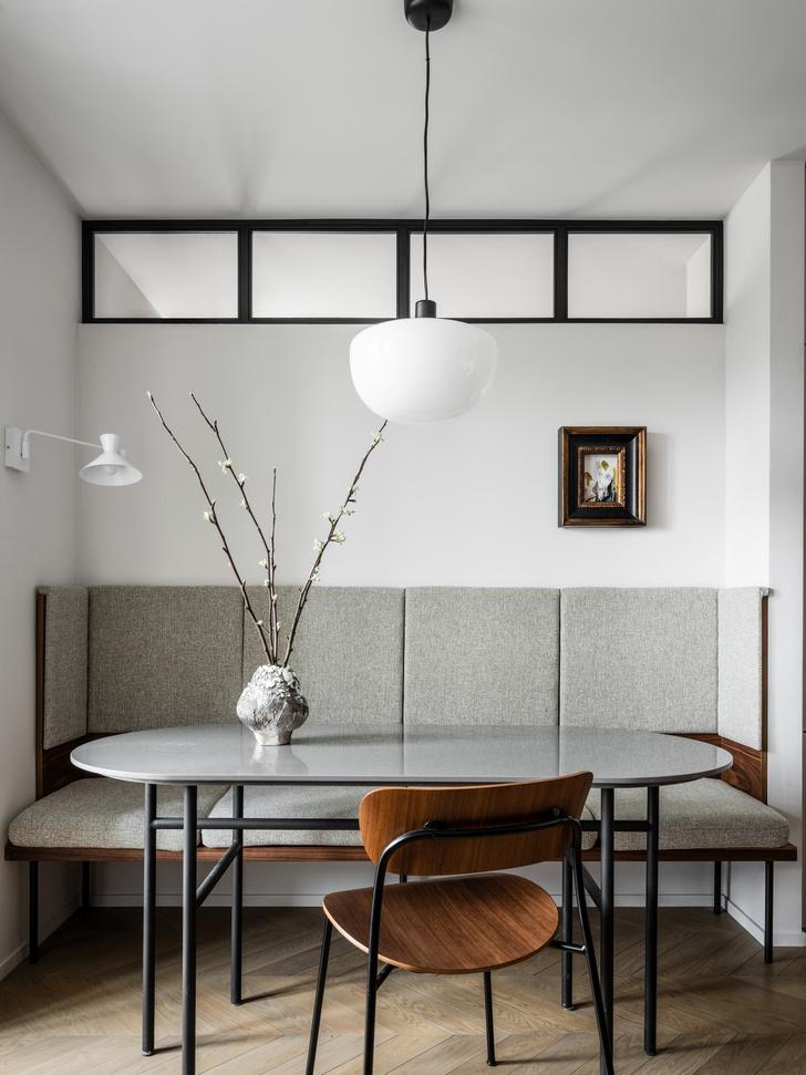 Фото №7 - Легкая и светлая квартира 50 м² для хозяйки кондитерской