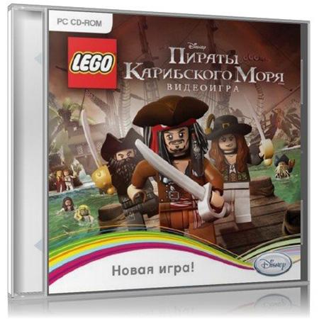 Фото №1 - Видеоигра «LEGO Пираты Карибского моря»