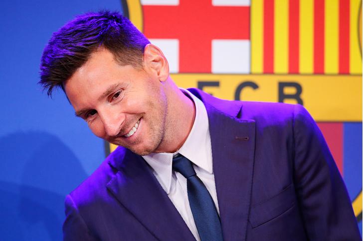Фото №1 - «Барселона» решила вернуть Месси и сделала ему последнее предложение